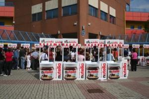 Il panino più lungo del mondo Guinness World Record Piazzagrande Padova